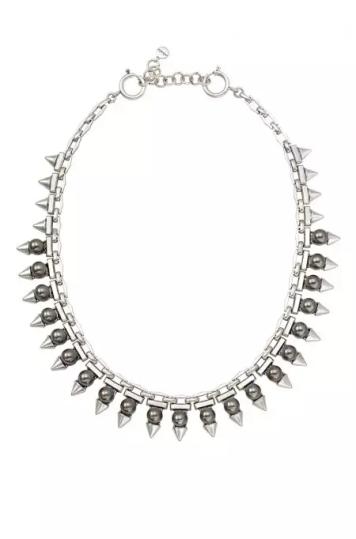 stella & dot - Lynx Pearl Necklace